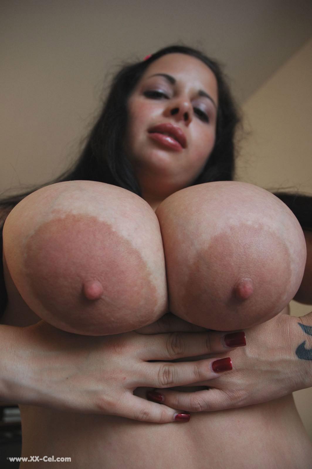 Big tits news